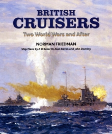 Image for British cruisers  : from treaties to the present