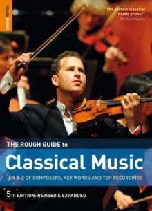 Image for The rough guide to classical music