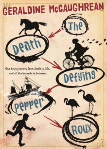Image for DEATH DEFYING PEPPER ROUX SIGNED EDITION