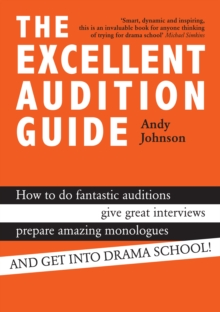 Image for The excellent audition guide