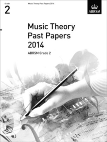 Image for Music Theory Past Papers 2014, ABRSM Grade 2