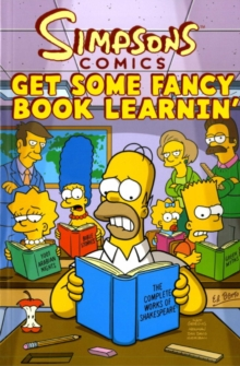 Image for Get some fancy book learnin'