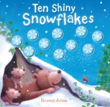 Image for Ten shiny snowflakes