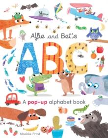 Image for Alfie and Bet's ABC  : a pop-up alphabet book