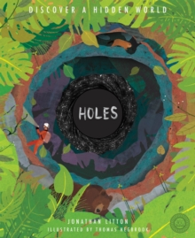 Image for Holes  : discover a hidden world