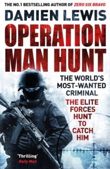 Image for Operation man hunt
