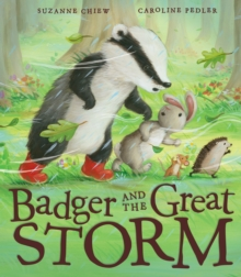 Image for Badger and the great storm