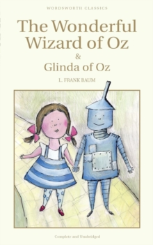 Image for The wonderful Wizard of Oz: and, Glinda of Oz