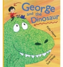 Image for George and the dinosaur