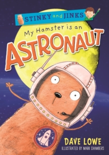 Image for My hamster is an astronaut