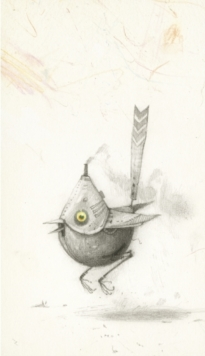 Image for Shaun Tan Notebook - Bee Eater (Yellow)