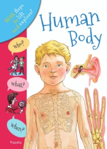Image for Who? What? When? Human Body