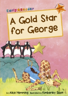 Image for A gold star for George