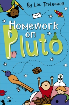 Image for Homework on Pluto