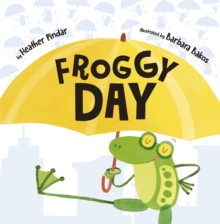 Froggy day - Pindar, Heather