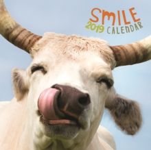 Image for Smile 2019 Wall Calendar