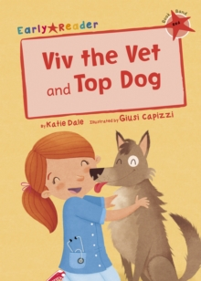 Image for Viv the vet  : and, Top dog