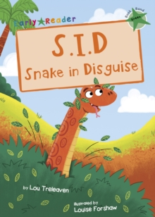 Image for S.I.D, snake in disguise