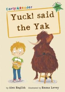 Image for Yuck! said the yak