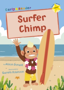 Image for Surfer chimp