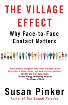 Image for The village effect  : why face-to-face contact matters