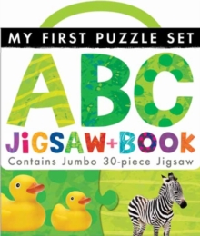 Image for My First Puzzle Set: ABC Jigsaw and Book