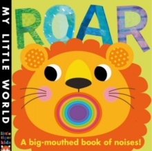 Image for Roar  : a big-mouthed book of noises!