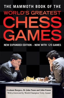 Image for The mammoth book of the world's greatest chess games