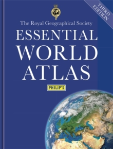 Image for Philip's essential world atlas 2019
