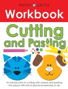 Image for Cutting and Pasting : Wipe Clean Workbooks