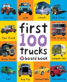Image for First 100 trucks board book