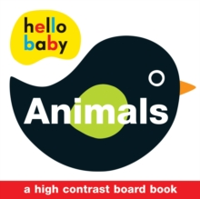 Image for Animals  : a high contrast board book