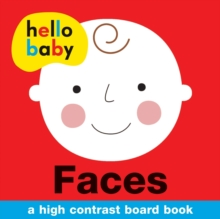 Image for Faces  : a high contrast board book