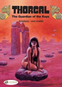 Image for The guardian of the keys