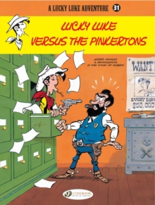 Image for Lucky Luke versus the Pinkertons