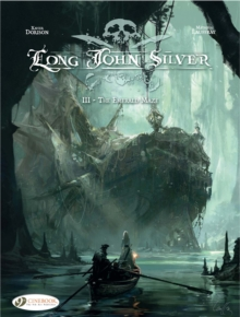 Long John Silver Vol.3: the Emerald Maze