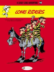 Lucky Luke Vol.42 Lone Riders