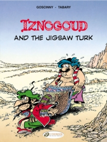Iznogoud Vol. 11: Iznogoud and the Jigsaw Turk