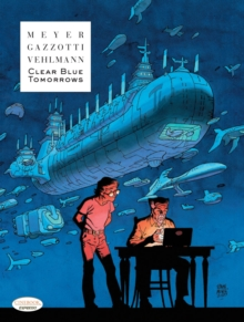 Image for Clear blue tomorrows