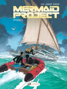 Mermaid projectVolume 4, episode 4 - Simon, Fred