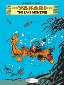 Image for The lake monster