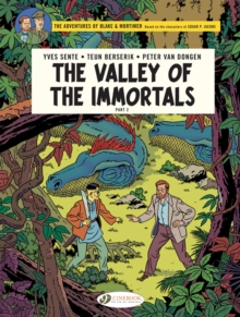 The valley of the immortalsPart 2,: The thousand arm of the Mekong - Berserik, Teun