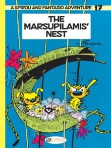Image for The Marsupilamis' nest