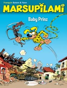 Baby Prinz - Franquin
