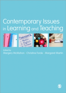 Image for Contemporary issues in learning and teaching