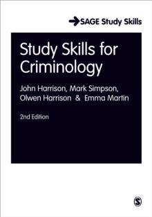 Image for Study skills in criminology