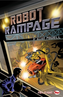 Image for Robot rampage