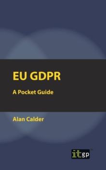 Image for Eu Gdpr : A Pocket Guide