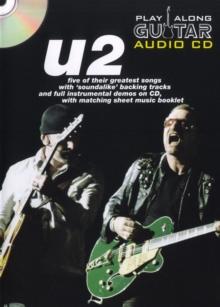 Image for Play Along Guitar Audio CD : U2