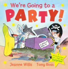 Image for We're going to a party!